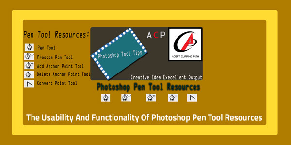 Photoshop Pen Tool Resources