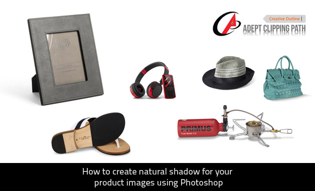 create natural shadow
